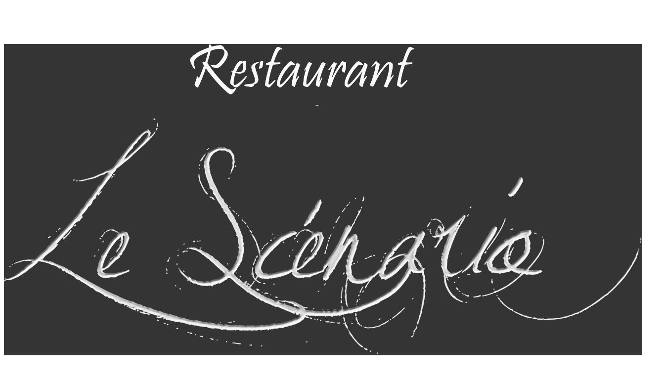 Restaurant Le Scénario - Cuisine belge, française et italienne